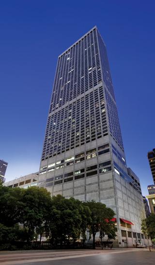 The Ritz Carlton Hotel - Chicago